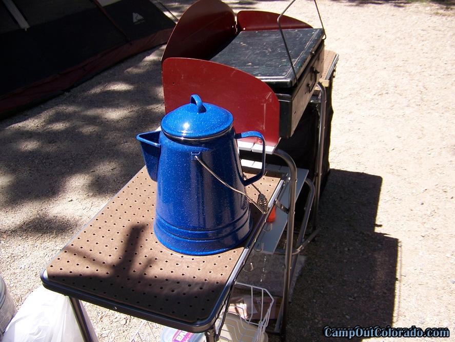 Camp Kitchen Equipment List