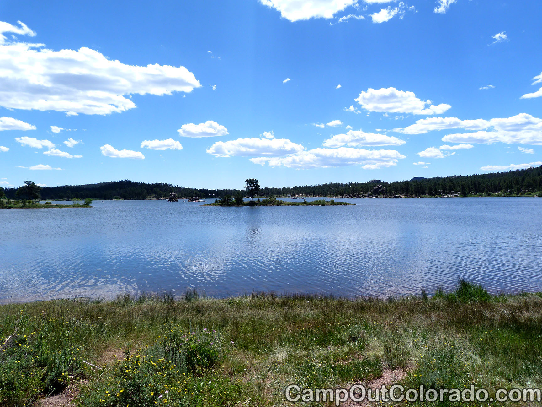 Campoutcolorado-dowdy-lake-campground-islands
