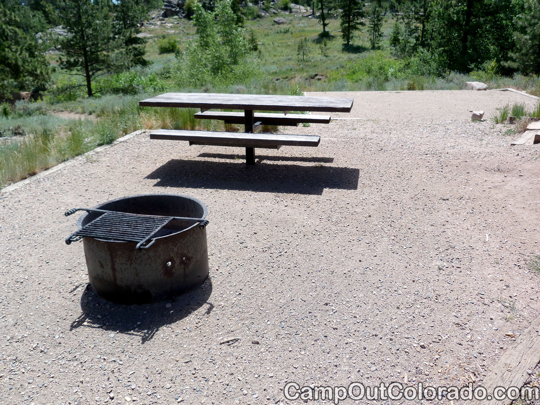 Campoutcolorado-dowdy-lake-campground-tall-fire-ring