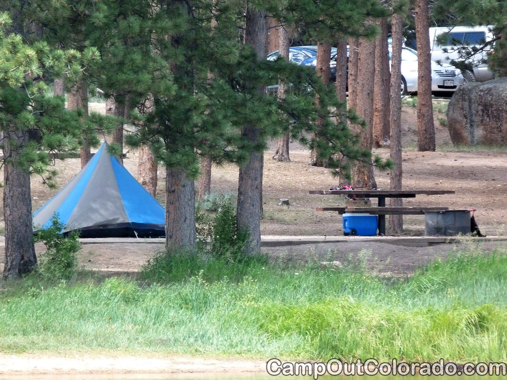 Campoutcolorado-dowdy-lake-campground-tent-camping