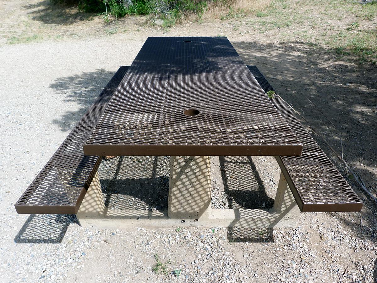 Campoutcolorado-lathrop-state-park-campground-table