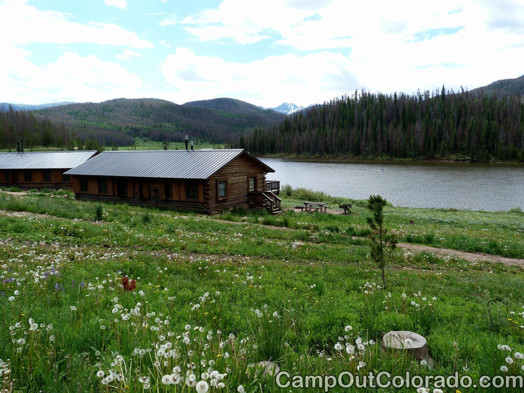 Campoutcolorado-north-michigan-reservoir-campground-big-cabin