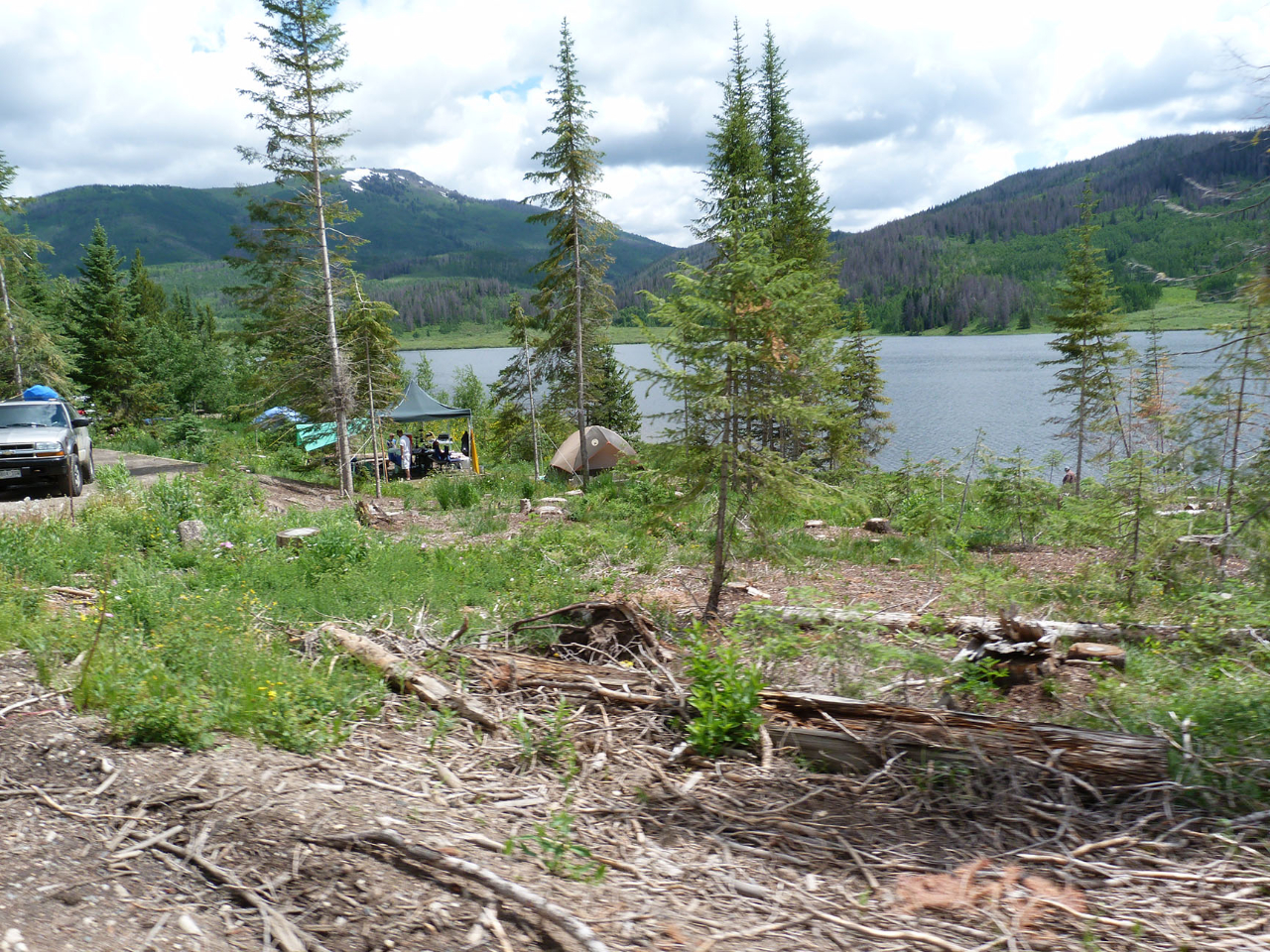 pearl-lake-state-park-campground-good-space-between-camps