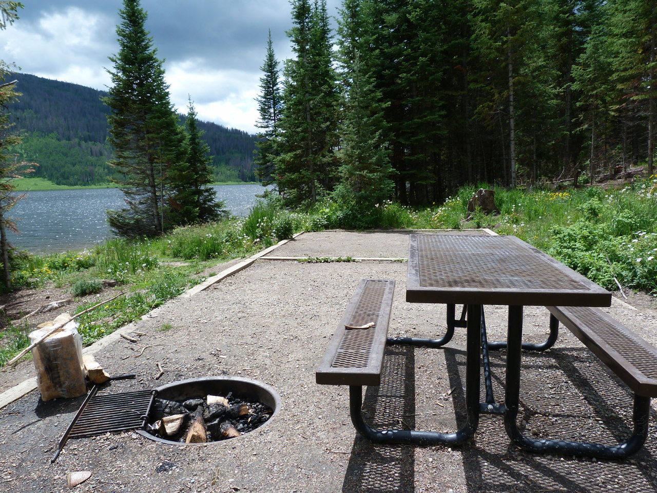 Camping Review of Pearl Lake State Park Campground