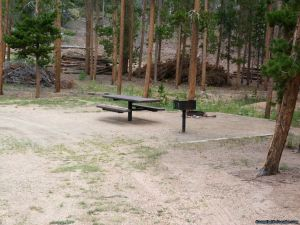 camp-out-colorado-bellaire-lake-campground-wood