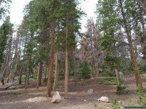 camp-out-colorado-bellaire-lake-glacial-rocks