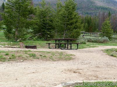 Camp-out-colorado-bockman-campground-a-few-trees