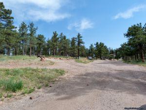 camp-out-colorado-carter-lake-camp-spacing