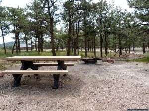 camp-out-colorado-carter-lake-clean-camp