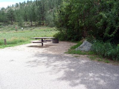 Camp-out-colorado-kelly-flats-campground-pull-through-campsite