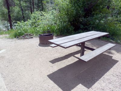 Camp-out-colorado-kelly-flats-campground-table