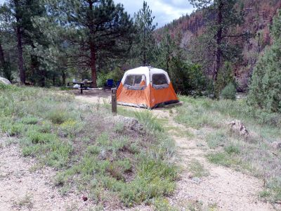 Camp-out-colorado-kelly-flats-campground-tent