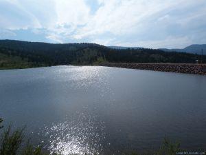 camp-out-colorado-pinewood-dam