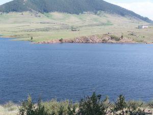 camp-out-colorado-pinewood-lake