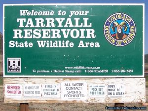 camp-out-colorado-tarryall-reservoir-campground-sign