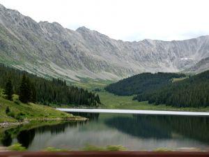 Camp-out-colorado-turquoise-lake-mountain-peaks