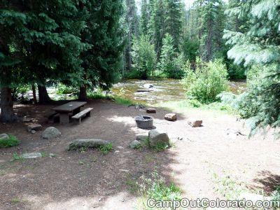 Campground-riverside-campsite 1
