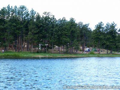 Campoutcolorado-dowdy-lake-campground-hillside-camps