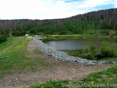 Campoutcolorado-north-michigan-reservoir-campground-dam